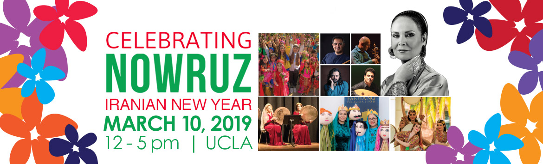 11th Annual Celebration of Nowruz at UCLA-Nowruz - Farhang org